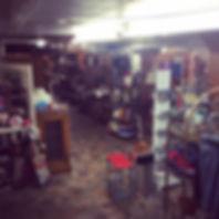 Come shop our flea market wares! Open Mo