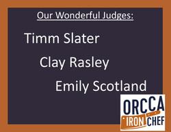 Our Judges