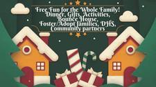 Foster Parent Association Christmas Party!