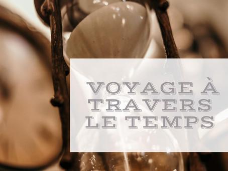 Voyage à travers le temps