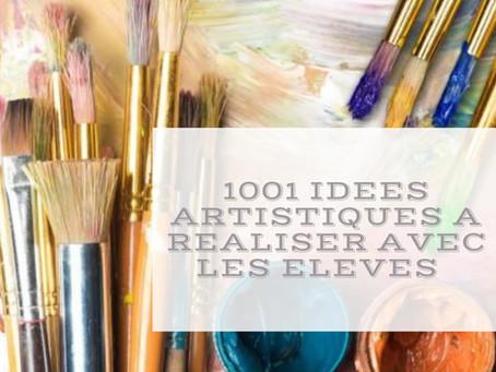 1001 idées artistiques