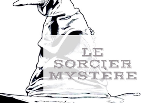 Le sorcier mystère