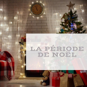 La période de Noël