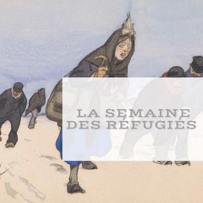 La semaine des réfugiés