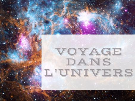 Voyage dans l'Univers