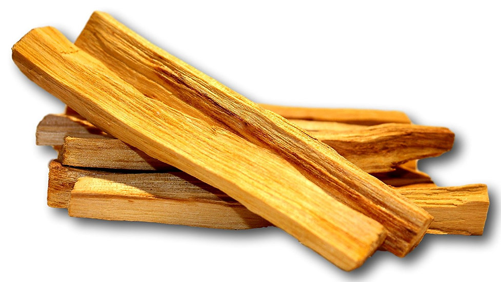 Palo Santo Holy Wood Incense Sticks (6 pieces average 4.5 inches long)