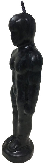 Man Shaped Candle (Assorted colors)