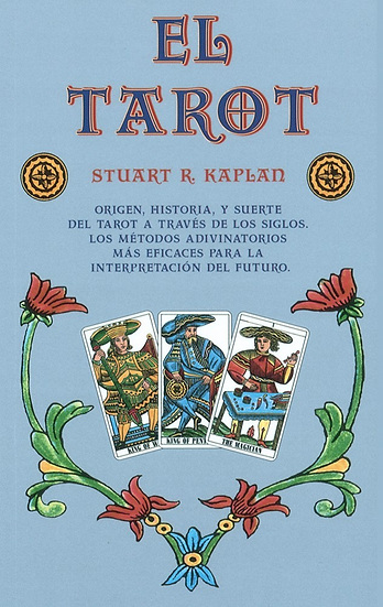 El Tarot Book (Spanish)