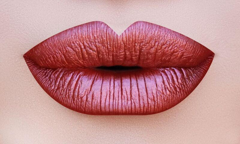 M02 METALLIC LONG WEAR MATTE LIP GLOSS - MY FIRST
