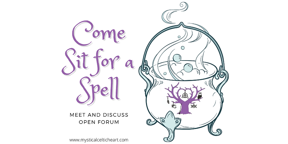 Come Sit for a Spell: Divination