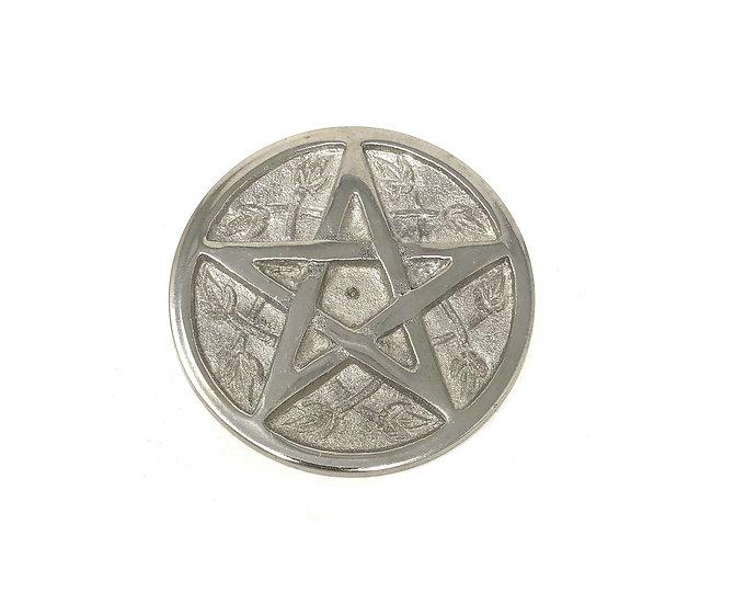 Aluminum Altar Plate (Pentacle)