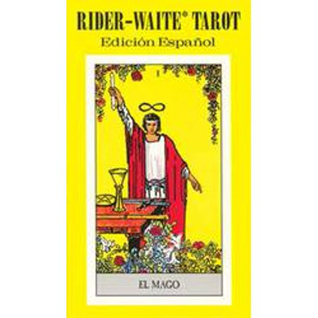 Spanish Rider-Waite Tarot Deck