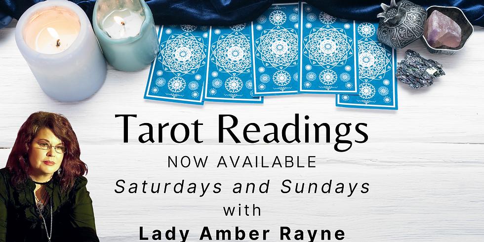 Tarot Readings by Lady Amber Rayne