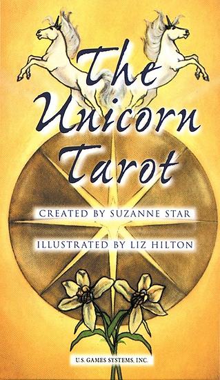 Unicorn Tarot Deck