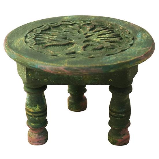 Wood Altar table (tree of Life)