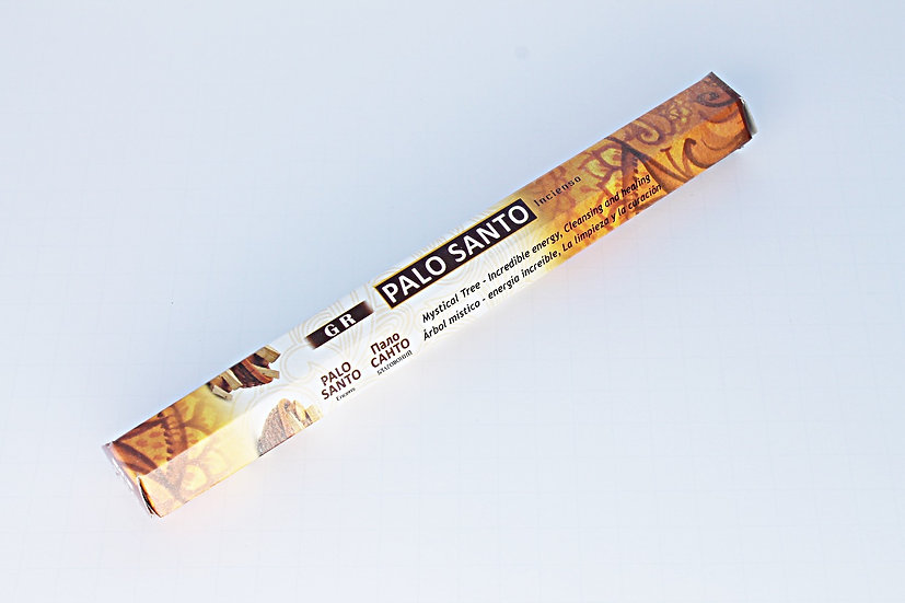 GR Incense Sticks Hexa Palo Santo