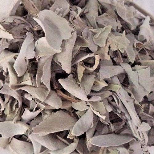 Loose California White Sage Smudge Leaves 1oz