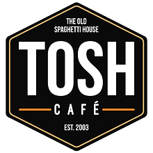 TOSH Cafe logo