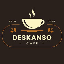 Deskanso Cafe Logo