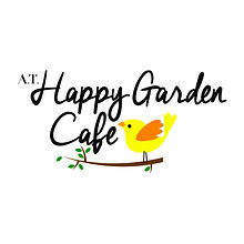 Happy Garden Cafe logo
