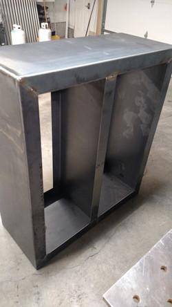steel pallet platform