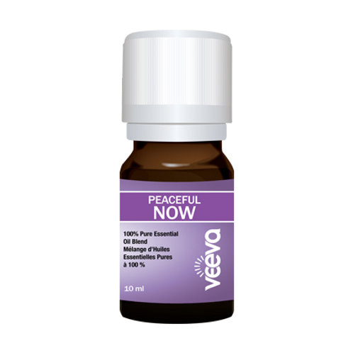 Pure Essential Oil Bend - Peaceful NOW (formerly Anxiety) 10 ml