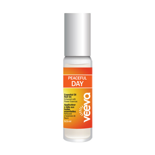 Aromatherapy Roll-On - Peaceful DAY (formerly Stress) 9.5ml