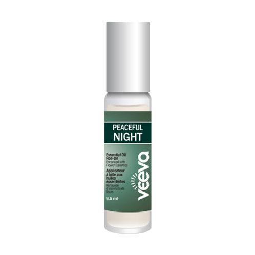 Aromatherapy Roll-On - Peaceful NIGHT (Formerly Sleep) 9.5 ml