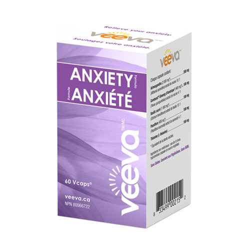 Anxiety Formula 60 Vcaps