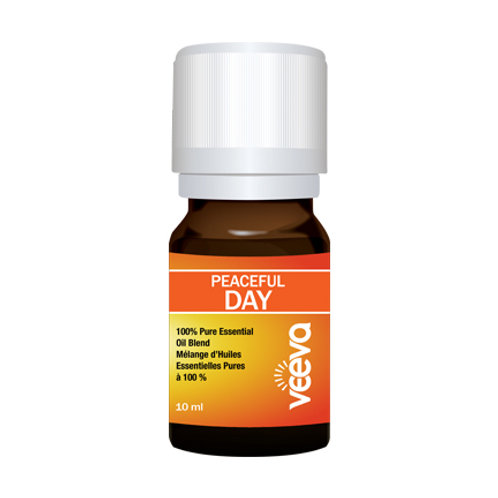 Pure Essential Oil Blend - Peaceful DAY (formerly Stress) 10 ml