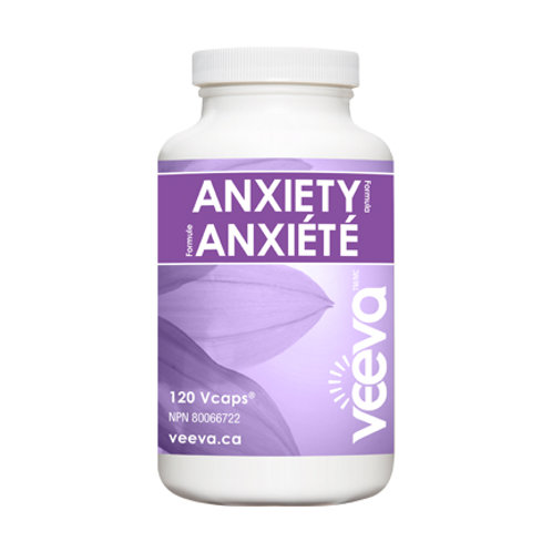 Anxiety Formula 120 Vcaps