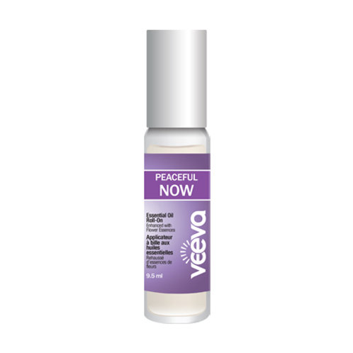 Aromatherapy Roll-On - Peaceful NOW (formerly Anxiety) 9.5 ml