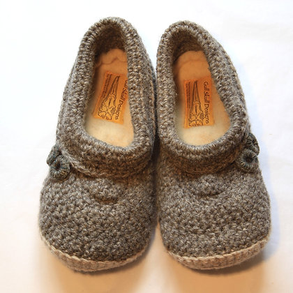 Mackerel Rock Feet Snuggies / Slippers