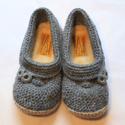 Anglesey Skies Feet Snuggies / Slippers
