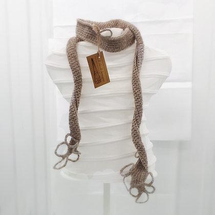 Chunky Crocheted Neck Tangle