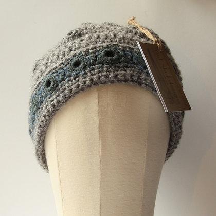 Ynys y Fydlyn Chunky Crocheted Hat