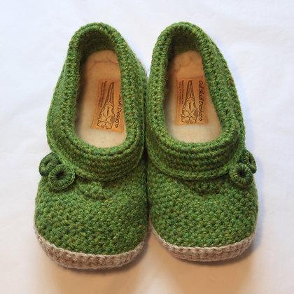 Cliff Tops Feet Snuggies / Slippers
