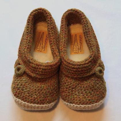 Seaweed Feet Snuggies / Slippers