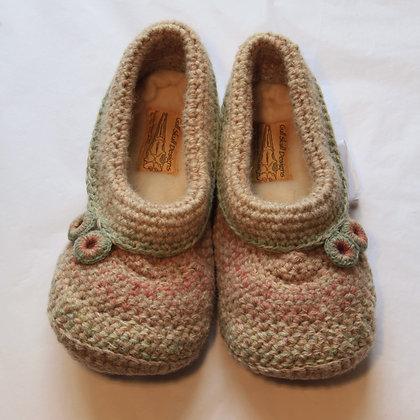 Shell Feet Snugs / Slippers