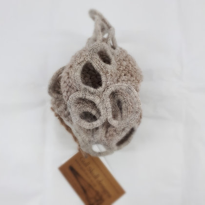 Pebble Sculptural Neck Cowl