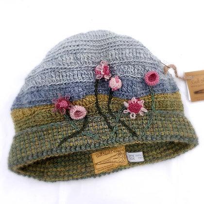 Chunky Sea PInks Hat