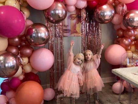 Twins Party Celebration!