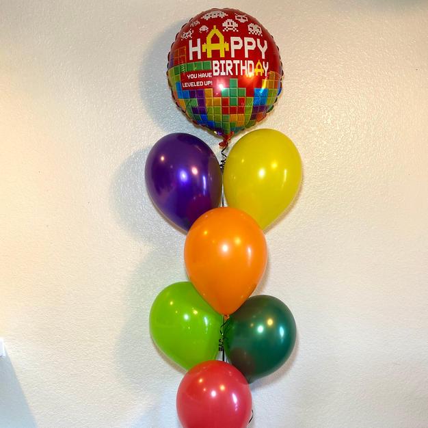 Gamer Birthday Bouquet