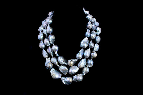 4 Piece Fresh Water Pearl Set