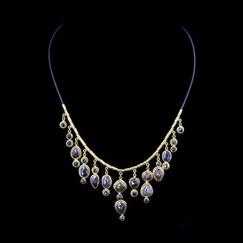 Dark Diamond Necklace