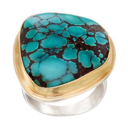 Large Turquoise Ring