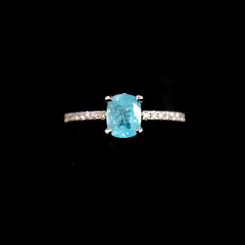 Pariba Tourmaline Ring