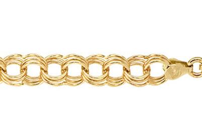 Triple Charm Bracelet