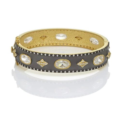 Oh So Gorgeous Wide Bangle