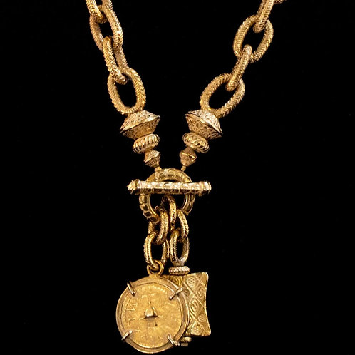 Short Chain with Charms